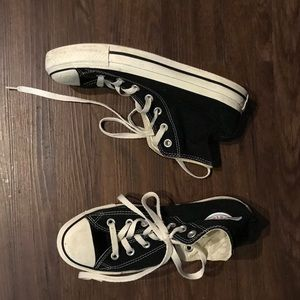 Converse All Star high top sneakers shoes size 7